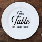 CLEAR – The Table