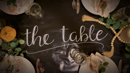 Week 1 – The Table